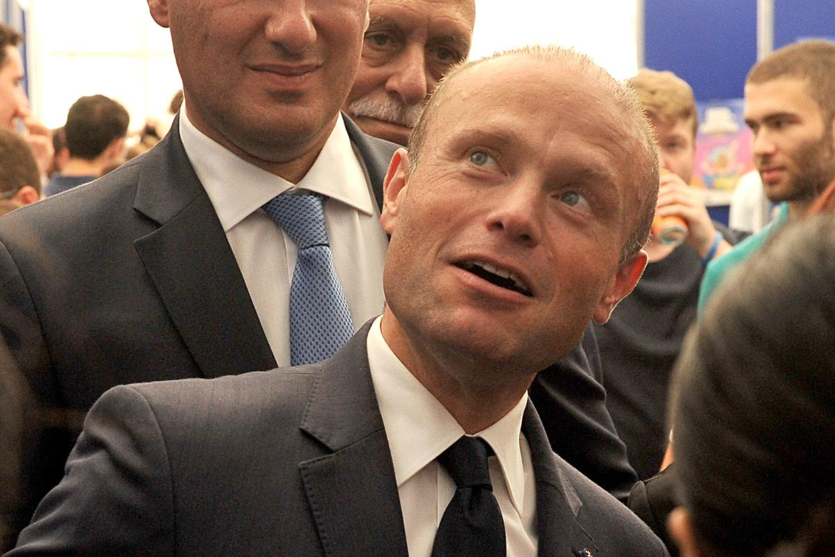 Opinion: Why Muscat cannot leave - Arnold Cassola