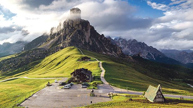 The Dolomites in northeastern Italy: spectacular beauty. Photo: Shutterstock.com