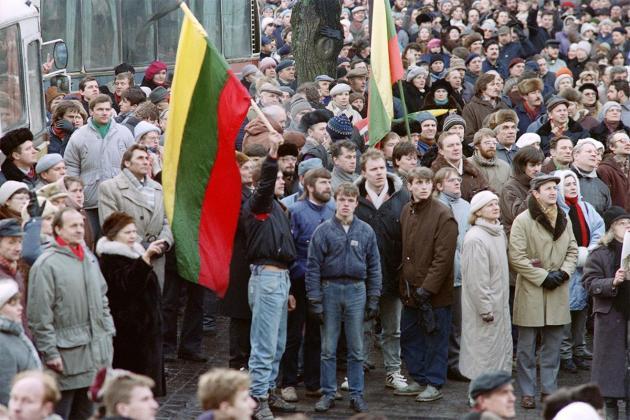 Lithuania marks deadly 1991 Soviet assault