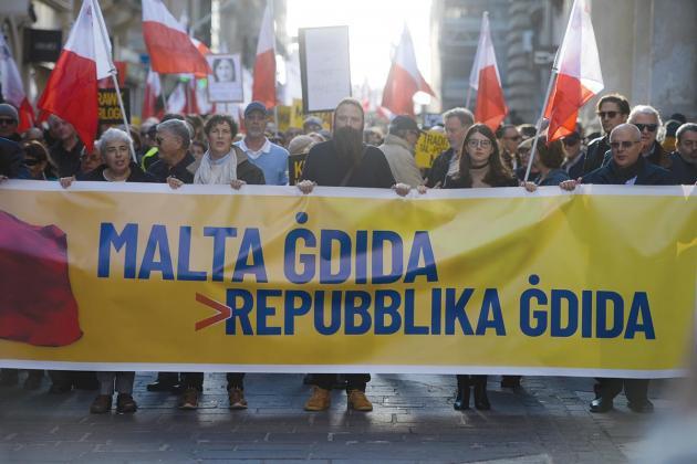 NGO seeks reform 'beyond democracy and rule of law'