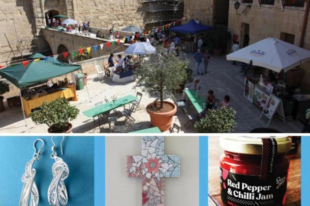 Malta Artisan Markets to be held at Vittoriosa on Sunday