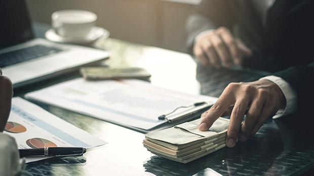 The public's perceptions of financial crime are far less negative than its perceptions of crime involving physical violence. Photo: Shutterstock