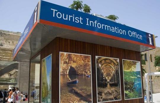 Touristikinformation