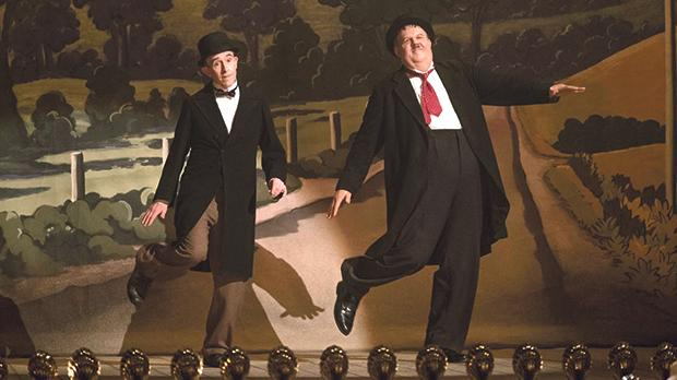 Steve Coogan and John C. Reilly play the title characters in Stan & Ollie.