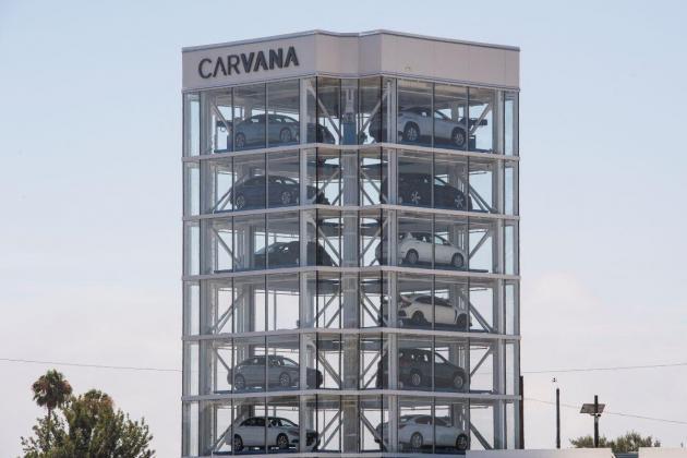 UK used car platform buys rival to create Europe leader