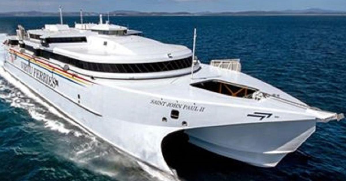 how much is the ferry from malta to sicily