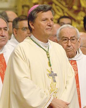Gozo Bishop Mario Grech