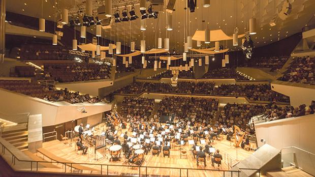 The MPO during its Eurotour in Berlin. Photo: Joe Smith