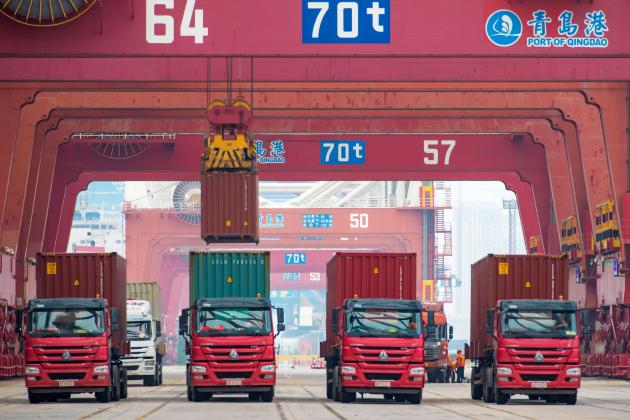 China's GDP growth seen slowing to 6.2% in second quarter: AFP poll