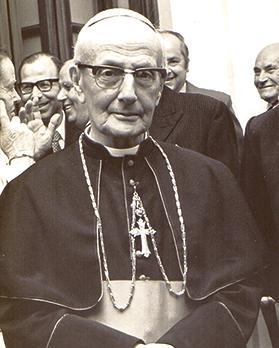 Maltese Archbishop Michael Gonzi
