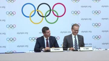 Watch: IOC freezes planning for 2020 Olympic boxing tournament | Video: AFP
