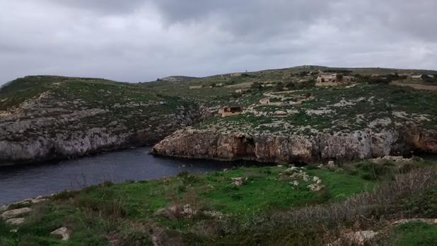 Mġarr ix-Xini, Gozo. Photo: Antoine Muscat