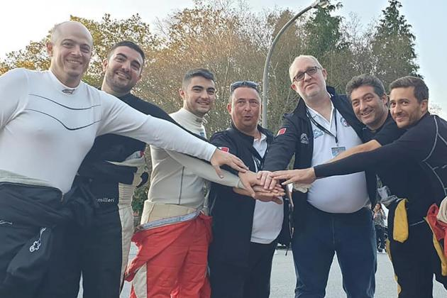 Maltese Hillclimb drivers take part in FIA Hillclimb Masters