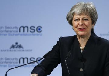 British PM rules out second Brexit referendum