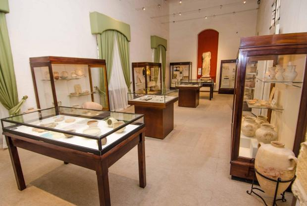 The Museum of Archaeology in Gozo. Photo: Heritage Malta