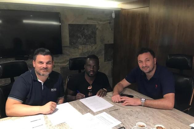 Gżira United sign forward Kone