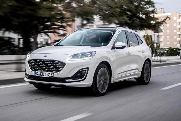 Ford continues electrification plans, with arrival of new Kuga Hybrid in Malta