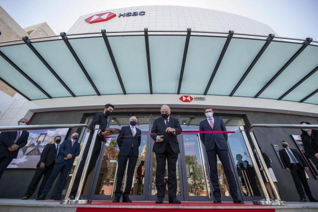 HSBC inaugurates new flagship branch in Qormi