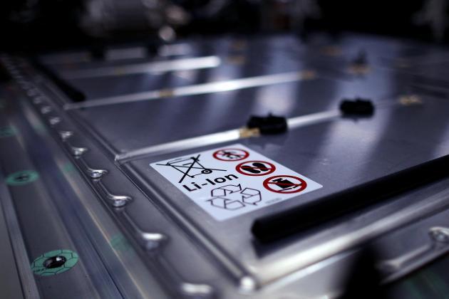Battery maker Northvolt raises funds for new 'gigafactory'