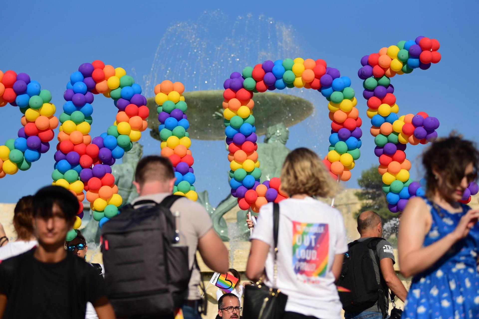 Malta bids to host Europe's largest gay pride event in 2023