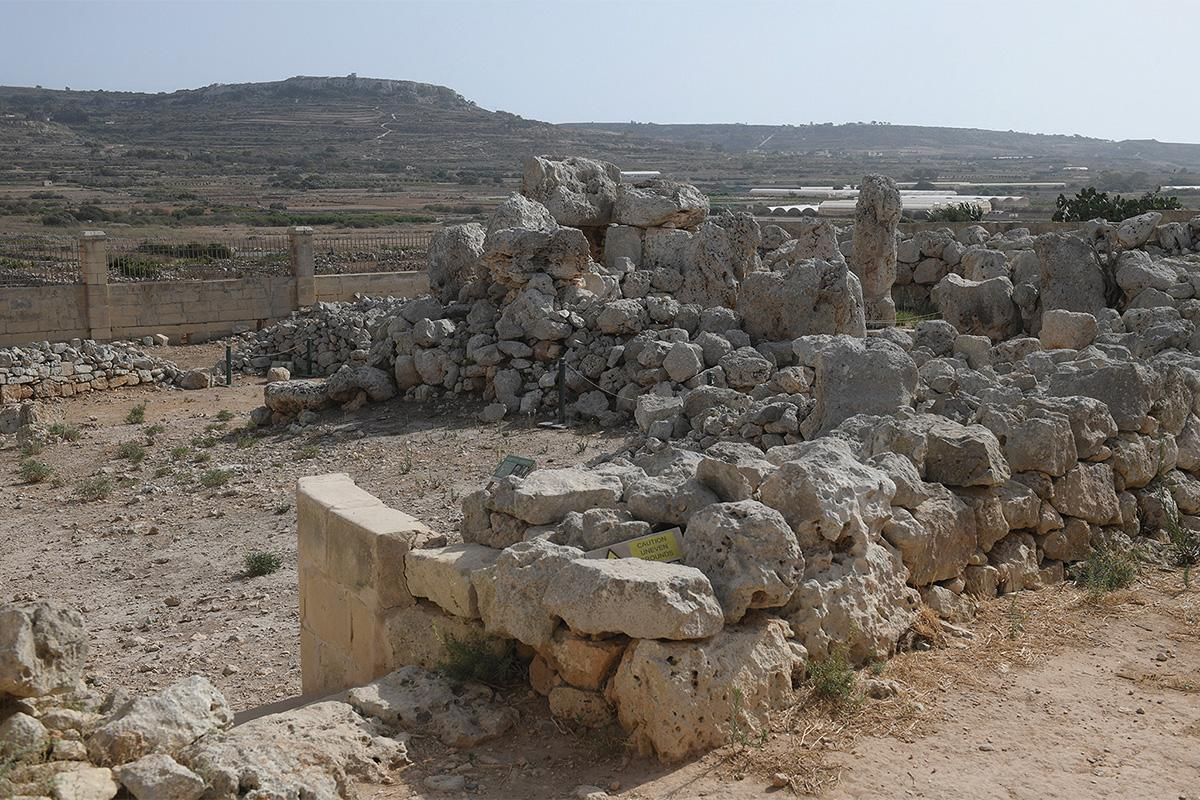 The site of the proposed solar farm is in the Ta 'Ħaġrat and Skorba area of archaeological importance with a class A level of protection.