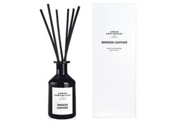 Smoked Leather diffuser by Urban Apothecary London.