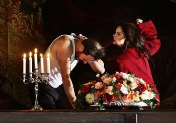 Watch: An operatic thriller (ARTE)