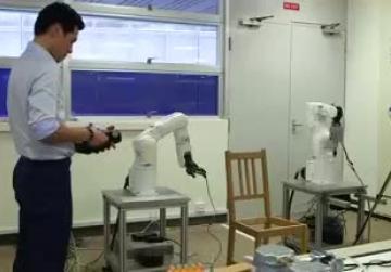 Watch: Flatpack fear no more? Robot assembles IKEA chair frame
