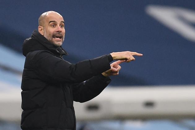 Guardiola warns Brighton could darken Man City's buoyant mood