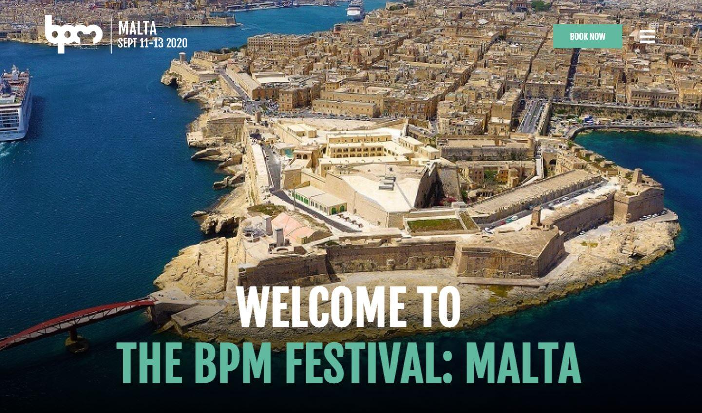 Arguably the largest of the four events, BPM Festival, is scheduled to take place in September.