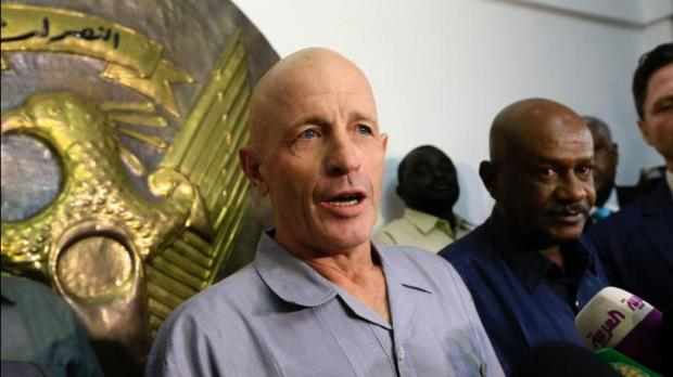 Kidnapped Frenchman freed in rescue mission in Sudan's Darfur
