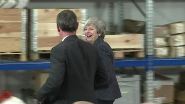Britain, EU hit brick wall on Brexit deal  | MPs not backing Brexit deal may mean no Brexit at all, May says