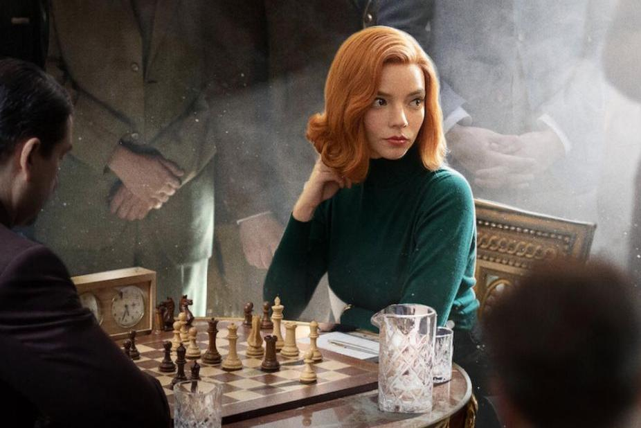 Series like 'The Queen's Gambit' has earned Netflix a lot of fans. Photo: Netflix