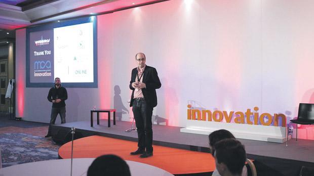 Bernard Agius, business and innovation development manager, MCA.