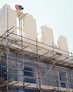 The chamber of architects say the current building regulations are 'outdated and insufficient'.