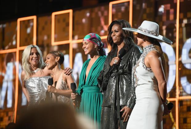Michelle Obama wowed the audience.