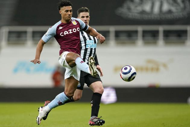 Villa striker Watkins named in England squad for World Cup qualifiers