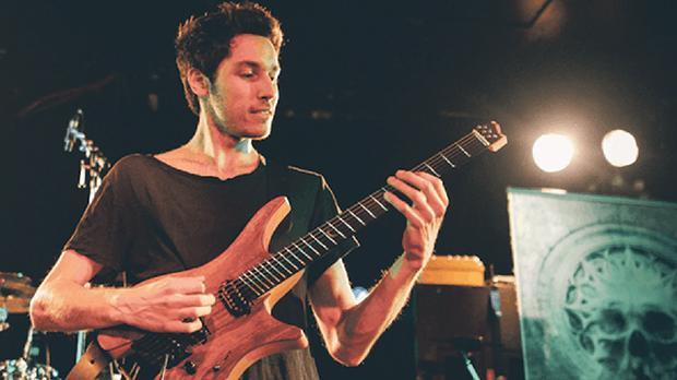 Progressive rock guitarist Plini