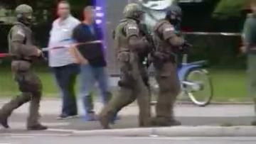 German-Iranian gunman was behind Munich shopping mall shooting