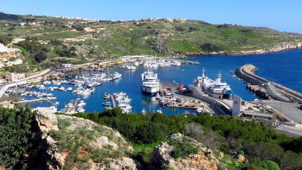 Mġarr Harbour, Gozo. Photo: Alfred Gatt