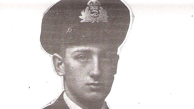 Lieut. Commander Christopher Swabey, RN.