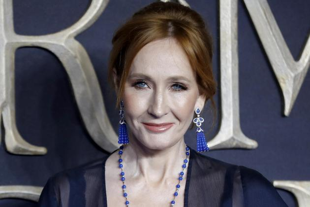 New JK Rowling children's book coming in October