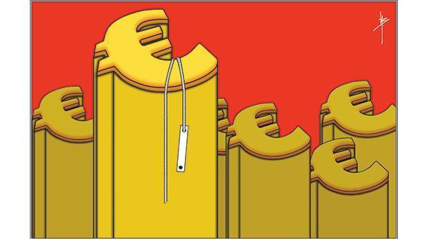 'A frenzy of exploitation'. Cartoon: Islanders