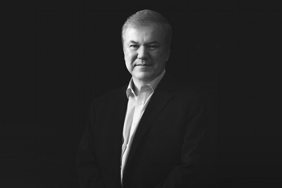 CG Tech chairman Niall Carroll