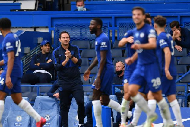 Watch: FA Cup win would be 'small step' in Lampard's plan for Chelsea