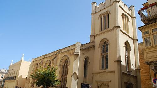 St Andrew's Scots Church in Malta