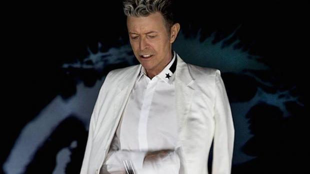 Bowie released his last album last Friday.