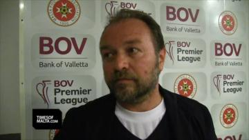 Watch: Relief for Senglea as they stay up    Video: Chris Sant Fournier