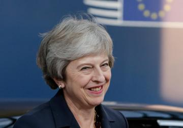 May 'neutral' on proposal to extend post-Brexit transition - Tajani