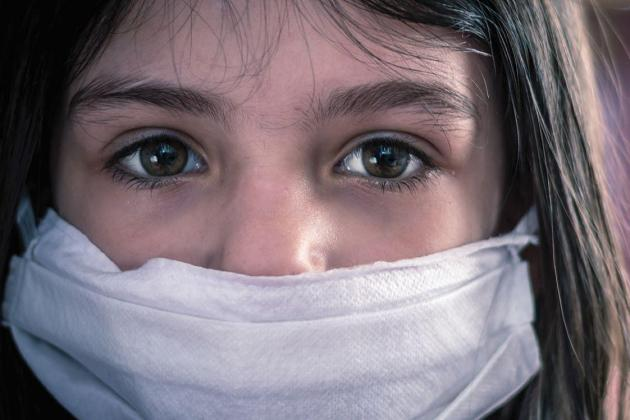 What impact is the mask having on children?